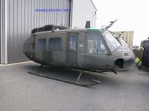 INCOMPLETE, NONFLYABLE UH-1H BELL, SN: 70-16516