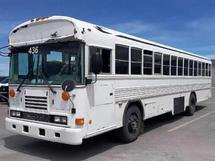 2007 BLUE BIRD ALL AMERICAN 44 PASS BUS