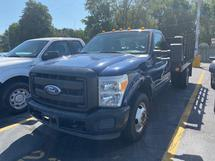 2011 FORD F350 - 4X2 -STAKE BED TRUCK - DUALLYS