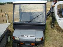 2012 CUSHMAN GOLF CART