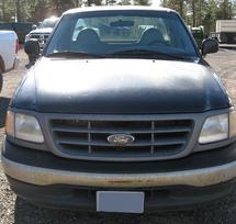 2000 FORD MOTOR CO F-150