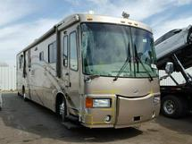 2002 SPARTAN MOTORS MOTOR HOME
