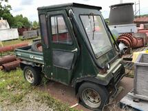 KAWASAKI KAF950A ELECTRIC GOLF CART