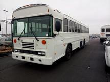 2008 BLUE 44 PX BUS