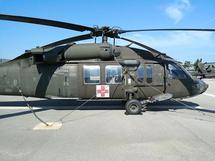 UH-60A BLACK HAWK, S/N:  83-23848