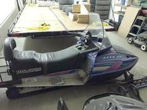 1996 POLARIS INDY LITE GT SNOWMACHINE
