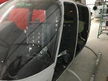 SCRAP RESIDUE OH-58