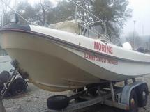 1977 BOSTON WHALER BOAT