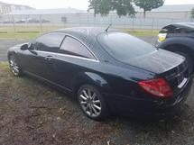 2008 MERCEDES BENZ CL550