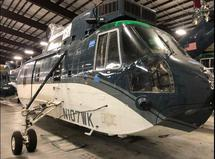 SIKORSKY S-61T, SN: 61300 WITH SPARE PARTS