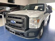 2011 FORD F350-STAKE BED