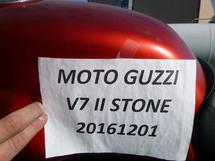 2016 MOTO GUZZI V7