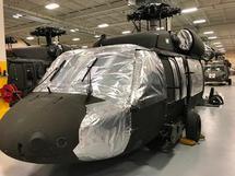 UH-60A BLACK HAWK, S/N:  82-23676