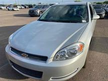 2009 CHEVROLET IMPALA LS--SOLD AS IS