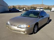 2005 CHEVROLET MONTE CARLO LS (SOLD AS IS)
