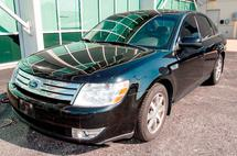 2008 FORD TAURUS SEL FWD