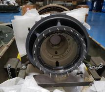 AIRCRAFT ENGINE, LYCOMING T53-L703