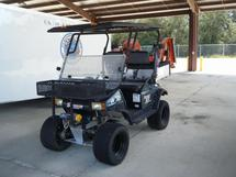 2010 STEALTH APACHE SSXR GOLF CART