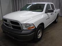 2011 DODGE 1500 4X4
