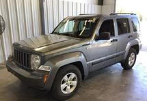 2012 JEEP LIBERTY - 4WD - 4-DOOR SUV