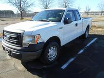 2013 FORD F-150 - NO BATTERY