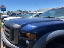 2009 FORD F550