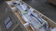 FALCON 20G/200 R/H OUTBOARD SLAT ASSY.