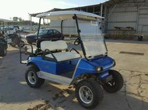 2003 CLUB GOLF CART