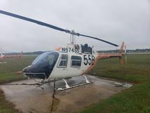 BELL TH-67 CREEK HELICOPTER  N67455