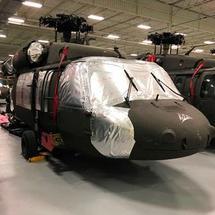UH-60A BLACK HAWK, S/N:  81-23624