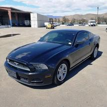 2013 FORD MUSTANG (SOLD AS IS)