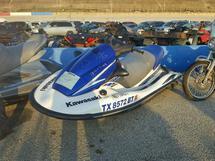 2012 KAWASAKI STX 15F