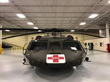 UH-60A BLACK HAWK, S/N:  84-23966