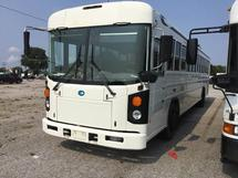 2010 BLUE ALL AMERICAN 44 PASS BUS