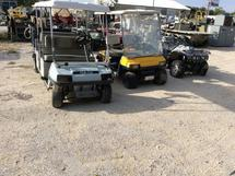 SCOOTER, ATV 4 WHEEL, MOTORIZED CART