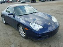 2002 PORSCHE 911 CARRER