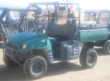 2005 POLARIS RANGER 500 EB 4X4 UTV