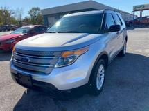 2015 FORD EXPLORER - 4WD SUV - 3RD ROW SEATING