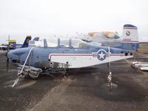 BEECHCRAFT, T-34B, SN: 85993