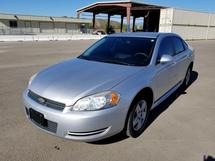2011 CHEVROLET IMPALA (SOLD AS IS)