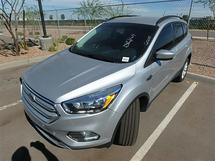 2018 FORD ESCAPE SE (SALVAGE TITLE)(SOLD AS IS)