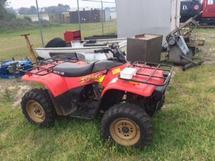 1998 ARTIC CAT 250  MOTORCYCLE 4 WHEEL