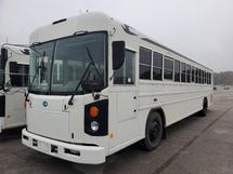 2010 BLUE ALL AMERICAN - 44 PASS ADULT WORK BUS