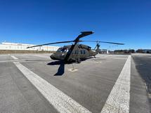 UH-60A BLACK HAWK, S/N:  81-23584