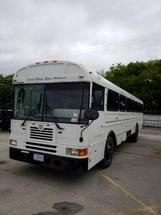 2008 INTERNATIONAL NAVISTAR 44 PASS BUS