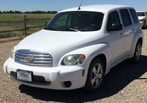 2010 CHEVROLET HHR 4 DOOR HATCHBACK