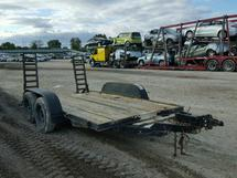 1986 ALLOY TRAILER CRON