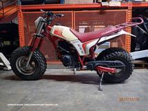 1985 YAMAHA MOTORCYCLE