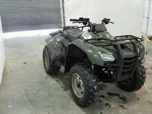 2007 HONDA TRX420TM