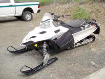 2012 POLARIS SNOWMOBILE